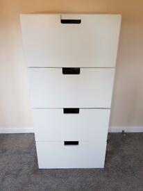 Ikea drawer storage/chest of drawers