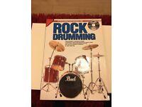 Brand New Progressive Rock Drumming Sheet Music Book