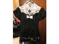 Halloween Doll Costume Fancy Dress