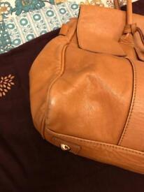 AS NEW Longchamp Le Pliage Large Nylon Tote Bag with long handle ... e057ea58a372b