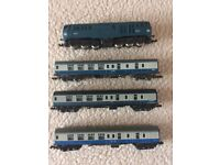 Lima n gauge loco and coaches for sale  Spalding, Lincolnshire