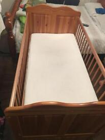 Buy Kinder Valley Toddler Bed With Free Mattress Brand New 5 Plc