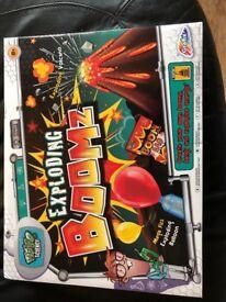 Exploding boomz