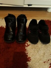 Girls shoes bundle infant size 10