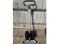 Reebok Stepper Exercise Machine - LCD screen for time, steps/min, total steps, calories - £55