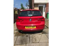 2015 (65) BMW 118D 2.0 DIESEL SALVAGE DAMAGED REPAIRABLE CAT N