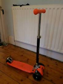 Iscoot Pro - Kids Scooter