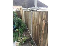 Fencing services in Sussex. Landscaping and agricultural/equestrian
