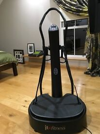 JTX vibrating Exercise Plate