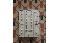 Pioneer DJM-350 White DJ Mixer (2-channel, USB recording, FX)