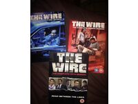 The Wire, third fourth or fifth season sets