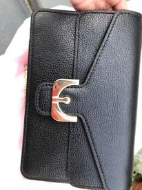 *BRAND NEW* Coccinelle Black Leather Handbag