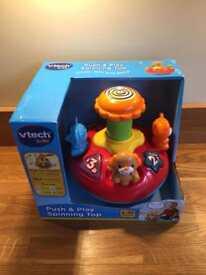Vtech baby push & play toy