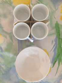 Espresso Coffee Cups
