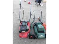 Lawnmowers spares repairs