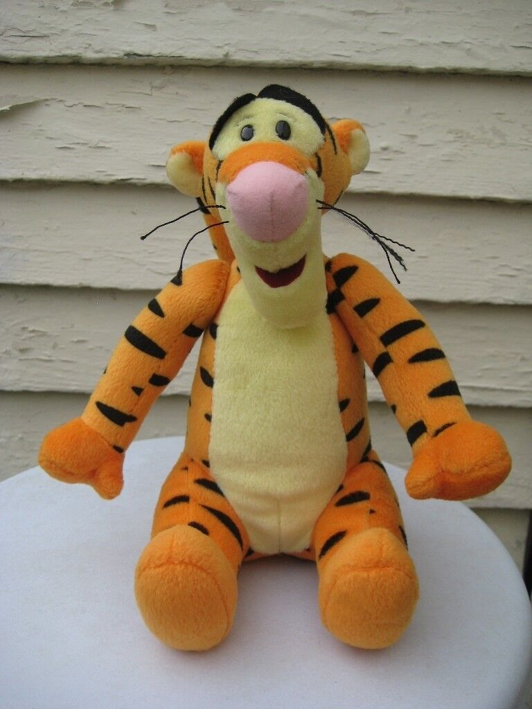 Tigger including Tigger's Best Friend Book for £3.00