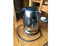 SILVER STAINLESS STEEL KETTLE