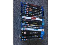 Panasonic Blu-ray and films