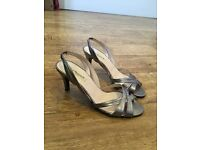 L.K. Bennett leather shoes (almost new), size 38.5
