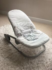 Lovely Mamas and Papas baby bouncer