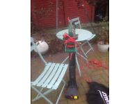 Garden vac and shredder in great condition and hardly used