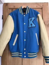 Authentic American Varsity/ College Jacket large 42/46 chest