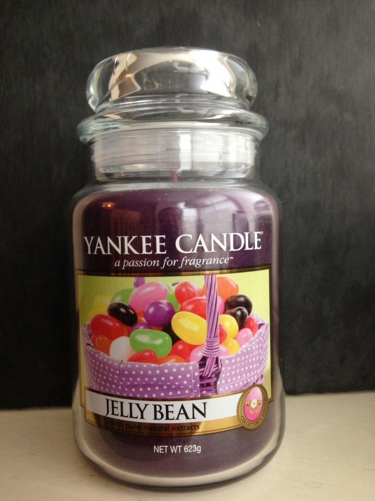Yankee Candle Large Jelly Bean
