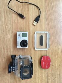 Go Pro Hero 3 excellent condition