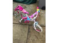 Little girl's bike. Free. Collection from altrincham.