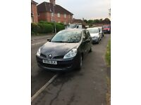 Selling renault clio full service history change cambelt on 77000miles , new tires, sparks .
