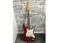 Guitar STAGG GUITAR Standard Electric Red Full Size