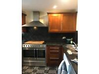Range cooker plus hood