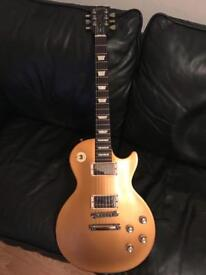 Gibson Les Paul Gold Top 1979 Tribute