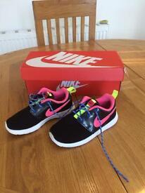 Nike kids size 12 trainers