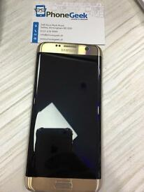 New Samsung S7 edge Unlocked