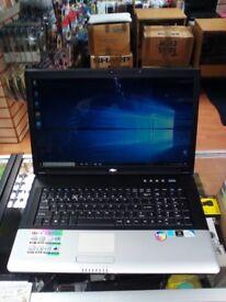 "MSI Notebook CR700 Series Core 2 Duo GeForce 8200mG 17.3"" 2GB Gaming Laptop PC"