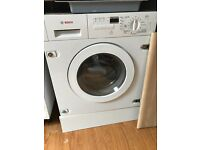 Bosch washing machine/dryer