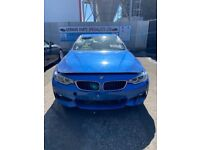 BMW 4 Series 420d F32 M Sport B47D20 Engine GA8HP50Z Gearbox 2.81 Rear Diff- BREAKING FOR PARTS