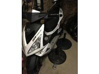 Peugeot Speedfighter 125cc brilliant bike, reliable, one of the quickest stock Peds about
