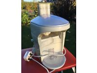 Kenwood centrifuge juicer