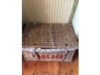 Vintage Laundry Basket