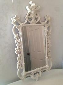 Baroque French style mirror