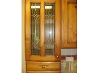 Kitchen cabinets - good condition - buyer collect