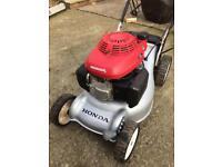 Honda EZY lawnmower