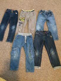 Big bundle of boys clothes 4-6