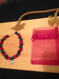 Homemade bracelet