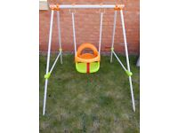 Smoby Infant Swing