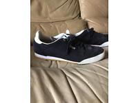 Firetrap suede trainers