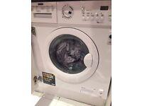 Brand new Zanussi ZWI71201WA Integrated Washing Machine