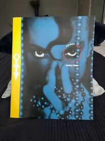 Prince and the New Power Generation World Tour 1992 Programme